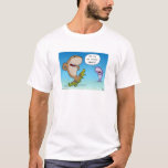 Shaaark 'Why are you wearing Crocs?' T-Shirt