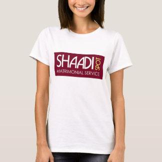 ShaadiSpot.Com-TShirt-Womens Playera