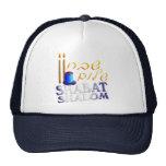 Shabat Shalom Hats