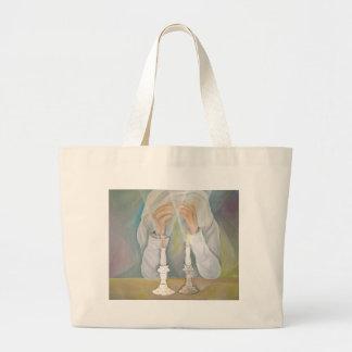 Shabbat Tote Bag