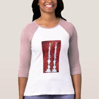 Shabbat Candles T-Shirt