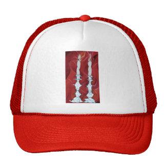 Shabbat Candles Trucker Hat