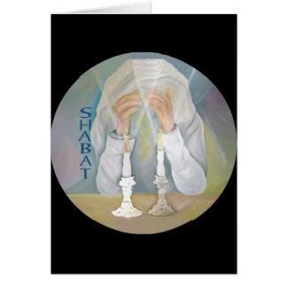 Shabbat Card