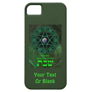 Shabbat - Día de la Tierra iPhone 5 Protector