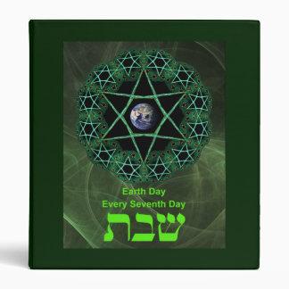 Shabbat - Earth Day Binder