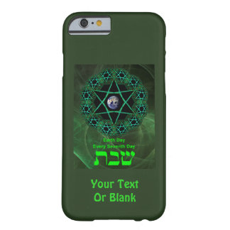 Shabbat - Earth Day Barely There iPhone 6 Case