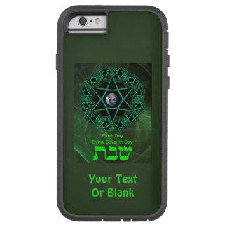 Shabbat - Earth Day Tough Xtreme iPhone 6 Case
