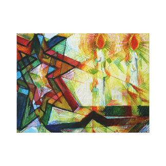 Shabbat Lona Estirada Galerías