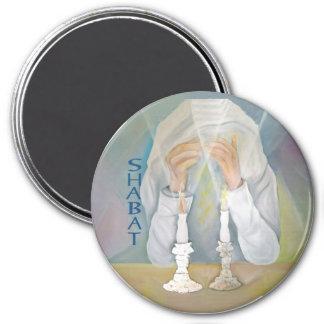 Shabbat Magnet