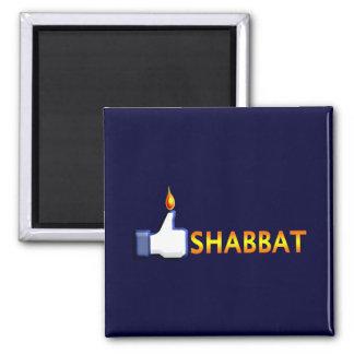 Shabbat Refrigerator Magnet