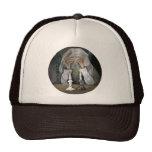 Shabbat Mesh Hats