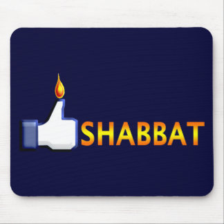 Shabbat Mouse Pad