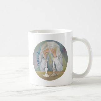 Shabbat Classic White Coffee Mug