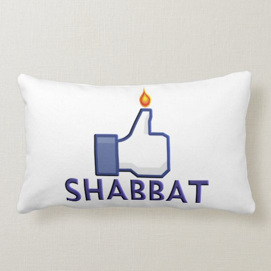 Shabbat Pillow