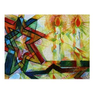 Shabbat Postcard