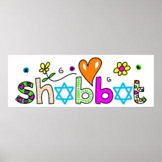 Shabbat Póster