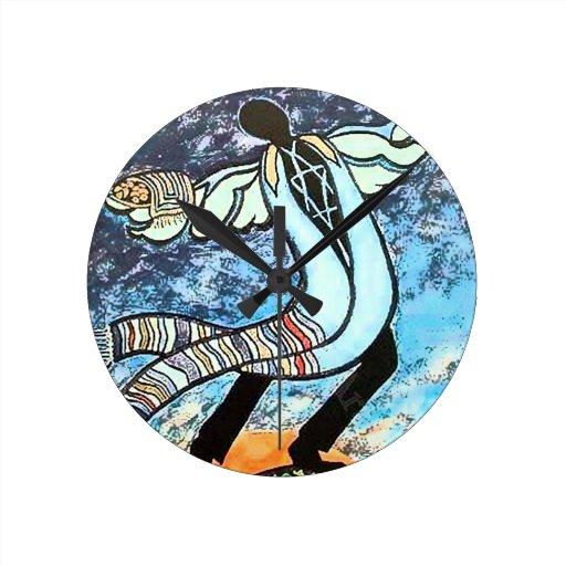 Shabbat Round Clock