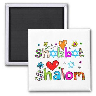 Shabbat, Shalom Magnet