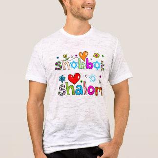 Shabbat, Shalom Playera