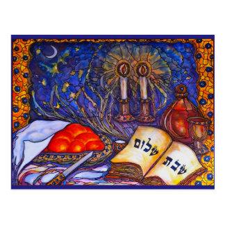 Shabbat Shalom Postcards