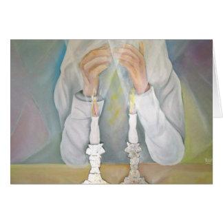Shabbat Tarjeta