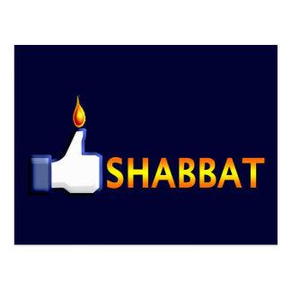 Shabbat Tarjetas Postales