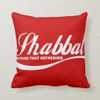 Shabbat Throw Pillow