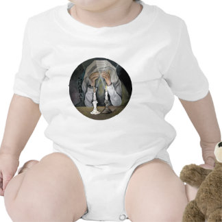 Shabbat Baby Creeper