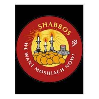 Shabbos Postal