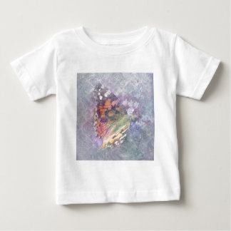 Shabby Chic Butterfly Baby T-Shirt