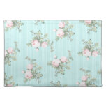 Shabby chic decor place mats kitchen home gift