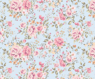 Floral wrapping paper zazzle shabby chic floral wrapping paper mightylinksfo
