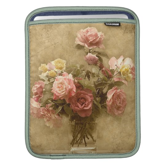 Shabby Chic iPad Cover