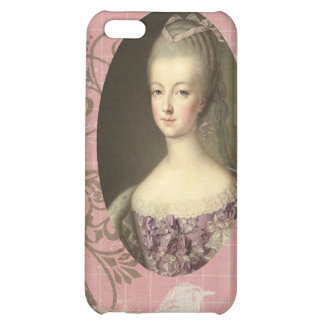 Shabby Chic Marie Antoinette iPhone 5C Cases
