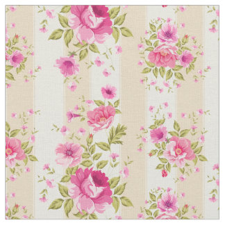 Shabby fabric zazzle for Victorian floral fabric