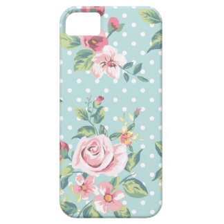 Shabby Chic Rose iPhone 5 Case