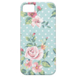 Shabby Chic Rose iPhone 5 Covers