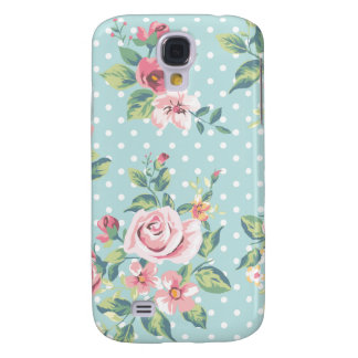 Shabby Chic Rose {Samsung} Samsung Galaxy S4 Covers