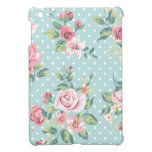 Shabby Chic Roses Cover For The iPad Mini