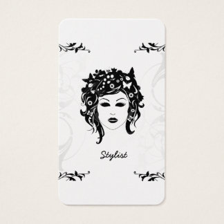 Shabby Chic Stylist Business Card