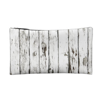 Shabby Chic Weathered Board Cosmetic Bag