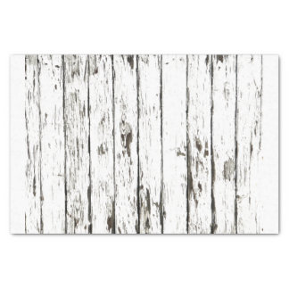 Shabby Chic Weathered Board Tissue Paper