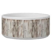 Shabby Chic - White Bowl