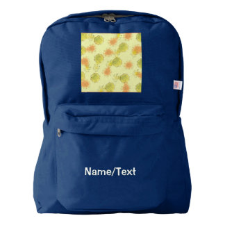 shabby floral 1 (I) Backpack