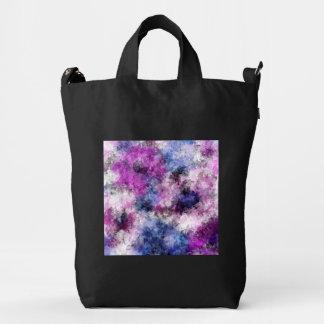 shabby floral 2 (I) Duck Bag