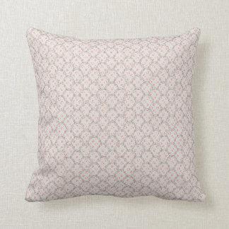 shabby floral sparkle glitter design throw pillows