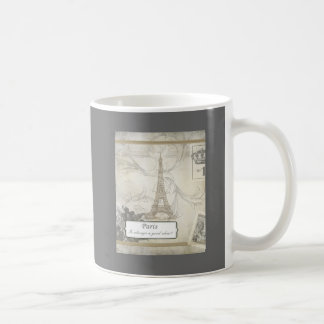 Shabby:  Paris is Always a Good Idea! Coffee Mug