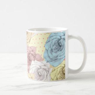 Shabby Rose Coffee Mug