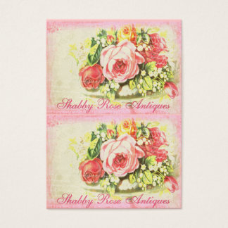 Shabby Rose Versailles Collection Mini Cards Tags