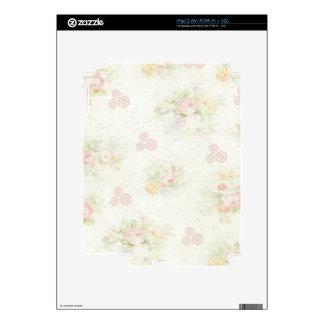 Shabby Tea Party iPad 2 Skins